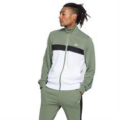 Fila Sanga Track Jacket heren sportsweater groen