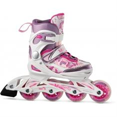 Fila skate Butterfly Jr inline skates / skeelers midden grijs
