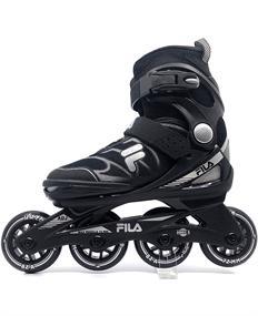 Fila skate J-One Black inline skates / skeelers zwart