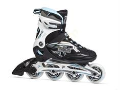 Fila skate Lithium 84 Lady inline skates / skeelers zwart