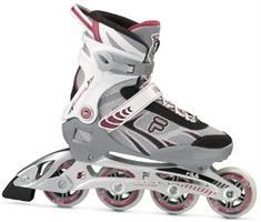 Fila skate Phobos Lady inline skates / skeelers midden grijs