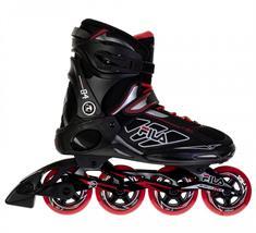 Fila skate Primo Alu 84 inline skates / skeelers zwart