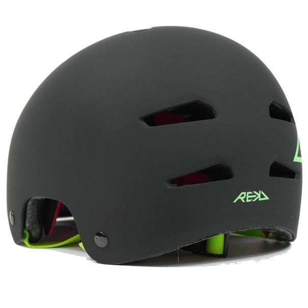 Fila skate Rekd Icon bmx/skate helm zwart