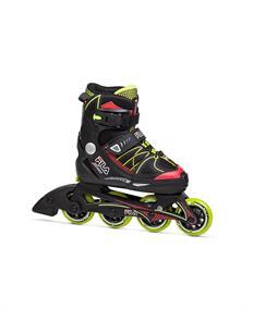 Fila skate X-One Verstelbaar inline skates / skeelers zwart