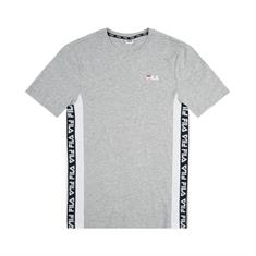 Fila Tobal Tee heren shirt antraciet