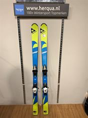 Fischer 125-2931 Ranger kinder ski gebruikt blauw