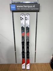 Fischer 133-2959 XTR heren ski gebruikt rood