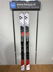 Fischer 148-2948 XTR heren ski gebruikt rood
