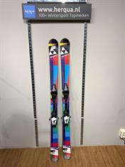 Fischer 159-2956 Stunner kinder ski gebruikt paars