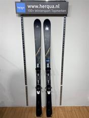 Fischer 61-2802 Aspire dames ski gebruikt zwart