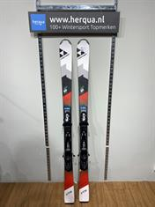 Fischer 62-2816 XTR Comp heren ski gebruikt rood