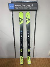 Fischer 73-2885 XTR Race heren ski gebruikt zwart