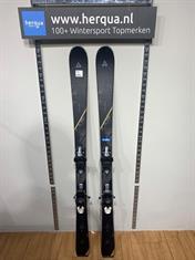Fischer 75-2858 Aspire dames ski gebruikt zwart