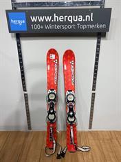 Fischer 83-395 Web heren ski gebruikt midden grijs