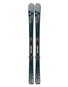 Fischer Beste Test My Progressor sport carve ski dames antraciet