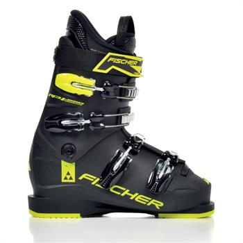 Fischer Beste Test RC4 60 JR Junior skischoenen ZWART