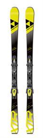 Fischer Beste Test XTR Race sport carve ski zwart