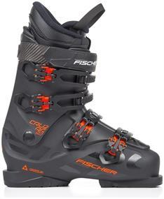 Fischer Cruzar 90 heren skischoenen zwart
