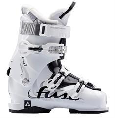 Fischer Fuse W 7 Vacuum dames skischoenen wit