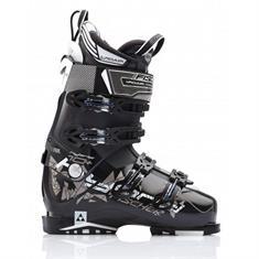 Fischer Hybrid 10+ Vacuum heren skischoenen zwart