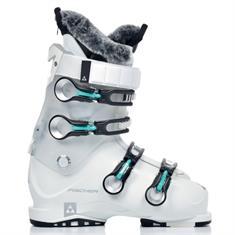 Fischer Hybrid 9+ dames skischoenen wit