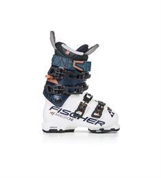 Fischer MY Ranger One 90 dames skischoenen wit
