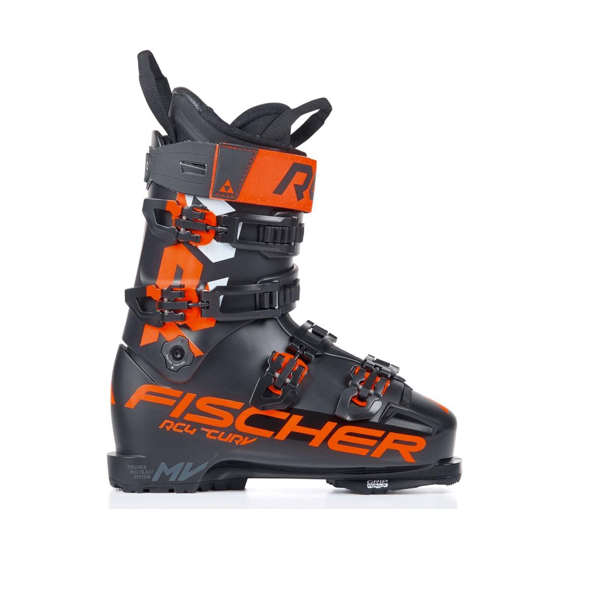 Fischer RC 4 The Curv 120 U06220 heren skischoenen