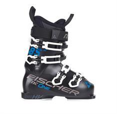 Fischer RC One X85 U30620 dames skischoenen zwart