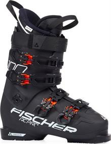 Fischer RC Pro 100PBV UO8618 heren skischoenen zwart