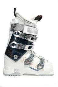 Fischer Style 10 woman dames skischoenen wit