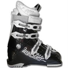 Fischer Style X 7.5 Vacuum dames skischoenen zwart
