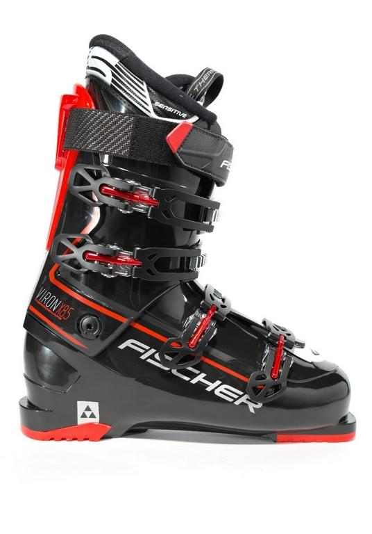 8f701ce20f1 Fischer Viron X 8.5 Vacuum heren skischoenen zwart van skischoenen