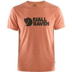 Fjall Raven Fjall Raven Logo Tee heren shirt koraal