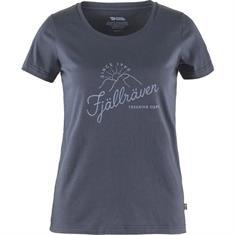 Fjall Raven Sunrise dames wandelshirt blauw