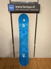 Flow 8-757 Micron kinder board gebruikt blue