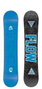 Flow Micron Verve allmountain snowboard jr. kobalt
