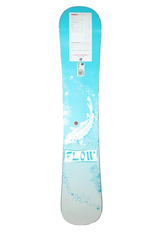 Flow Venus allmountain snowboard dames wit