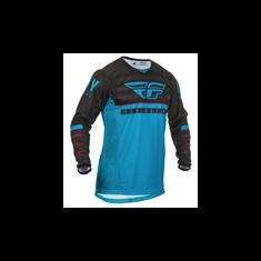 Fly K120 Jersey junior bmx shirt kobalt