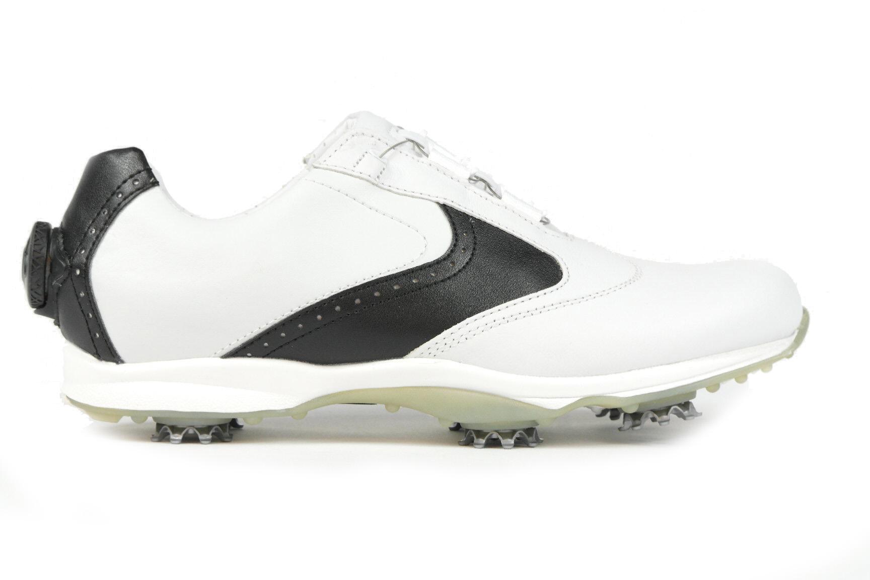 brand new 23304 b8eb3 Footjoy Embody +Boa Dames golf schoenen WIT ...