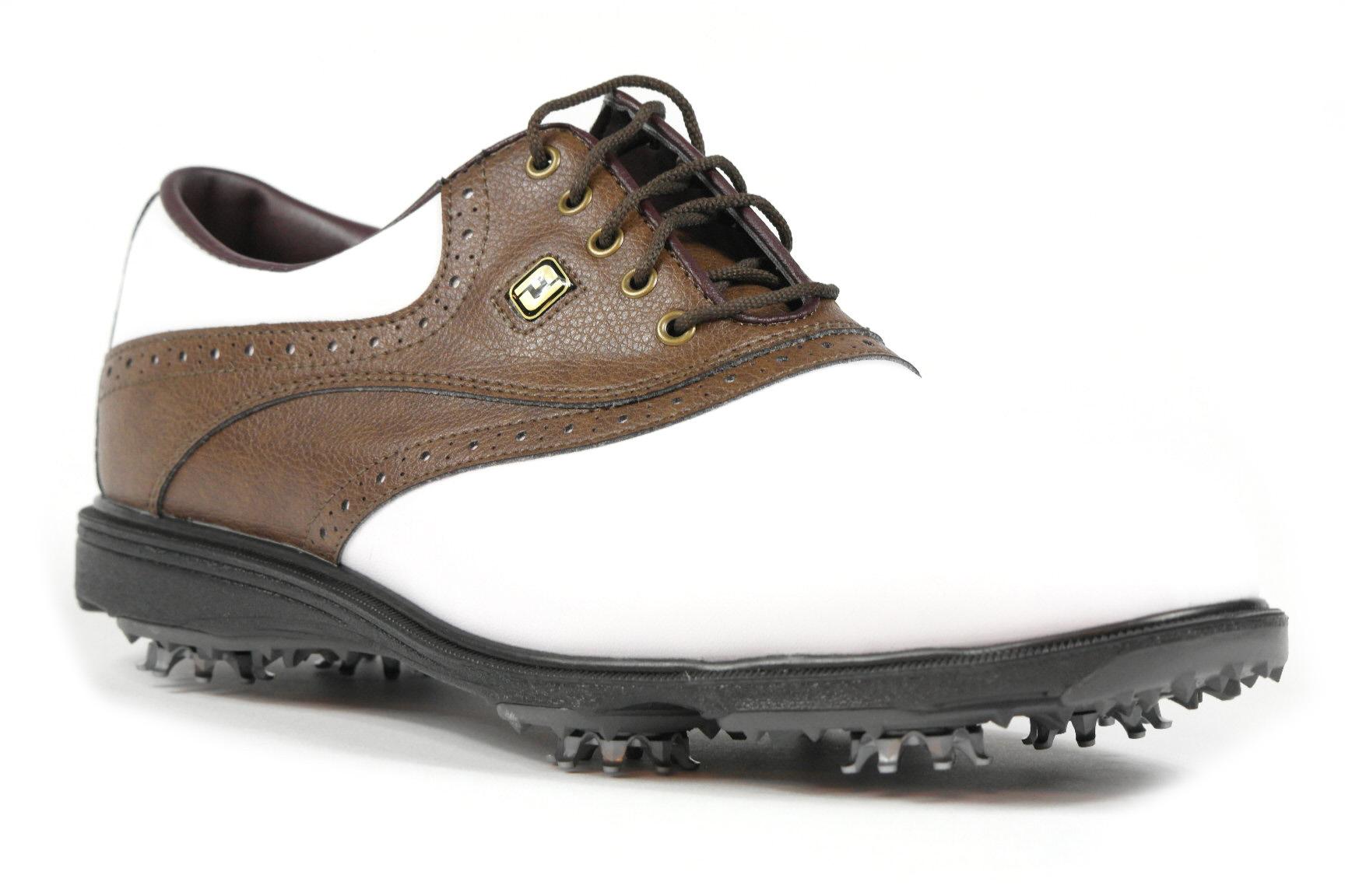 Brown Chaussures Footjoy Pour Les Hommes AqEUB
