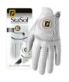 Footjoy Stasof Links dames golfhandschoenen wit
