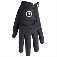 Footjoy Weathersof Rechts dames golfhandschoenen zwart