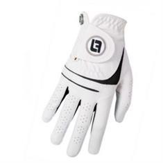 Footjoy Weathersof Rechts golfhandschoenen wit