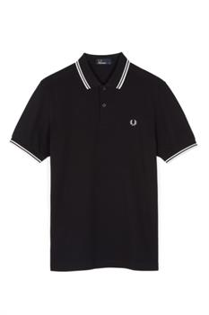 Fred Perry Fred Perry Polo Heren polo ZWART