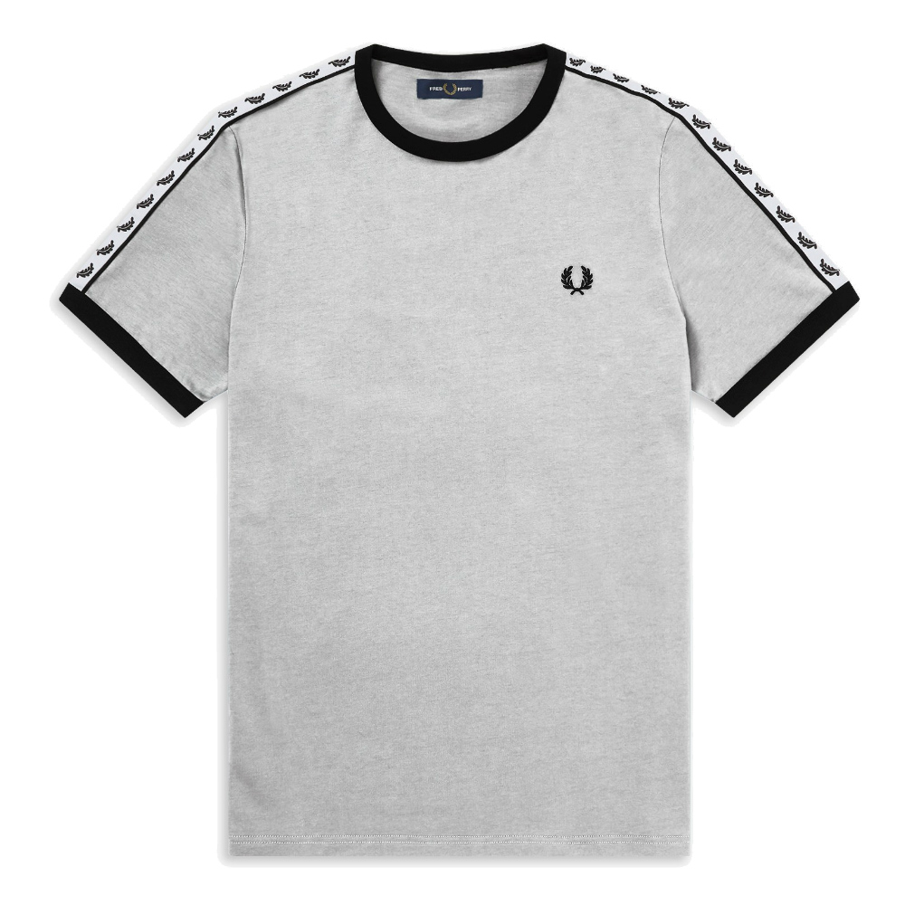 Fred Perry Taped Ringer Tee heren sportshirt
