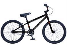 Free Agent bmx fiets zwart