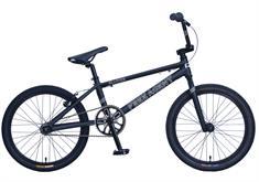 Free Agent Eluder 20 Inch Black bmx fiets zwart