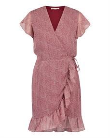 Freebird Rosy dames jurk casual rood