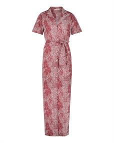 Freebird VIKAS SS dames jurk casual rood