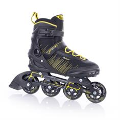 FunActiv inline skates / skeelers zwart